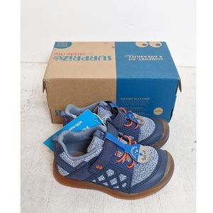 Boys stride rite blue light up sneakers